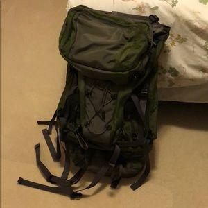 MEC Green Ibex 80L Backpack